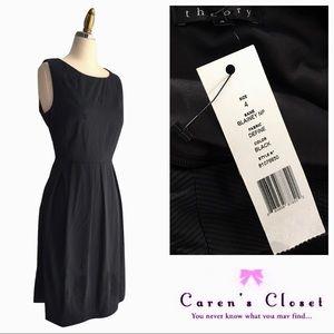 NWT Theory Blaney Stretch Cotton Dress